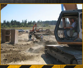 Excavation Contractor Company Seattle